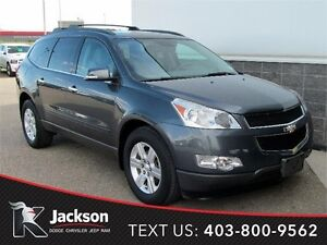 2011 Chevrolet Traverse 2LT AWD - DVD, Heated Leather