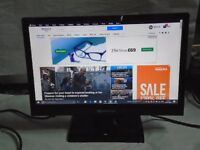 Packard Bell 18 inch wide screen monitor