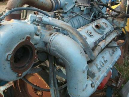 detroit diesel 8v92 turbo marine engine-540 hp | Engine