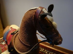 Antique Child's Rocking Horse   c. 1900 West Island Greater Montréal image 7