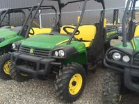 JOHN DEERE 625I SIDE BY SIDE NEW 2015 CLEARANCE SALE