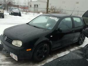parting out 2000 Volkswagen GTI