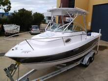 2001 PROLINE 22 WALKAROUND 200HP EFI MERCURY TOP FISHING RIG Melbourne Region Preview