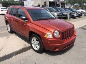 2008 Jeep Compass SEULEMENT 108000km