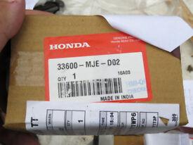 honda cb560 f rear right indicator