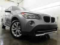 2012 BMW X1 28i xDRIVE TOIT PANORAMIQUE CUIR 50,000KM