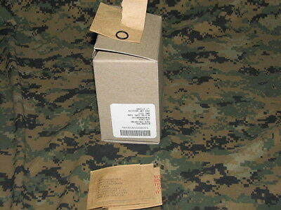 Box Of 100 O Rings Military Surplus Pre Package Seal Rubber 12 Id