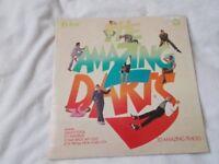 Vinyl LP The Amazing Darts K-tel DLP 7981 Stereo 1977 Magnet Recording