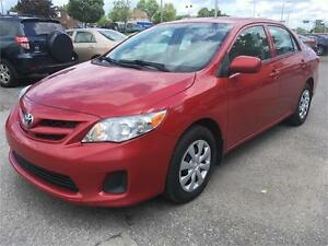 2012 Toyota Corolla CE A/C VITRES ELECTRIQUES BLUETOOTH CRUISE