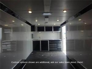 Cargo Express TANDEM 5200 Axle PRO-GT RACE TRAILER!ORDER TODAY!! London Ontario image 3