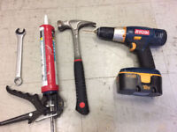 Handyman/Property Maintenance and Repair Services