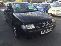 Audi A3 sport, starts and drives well, slight blow on the exhaust, car located in Gravesend, quite c