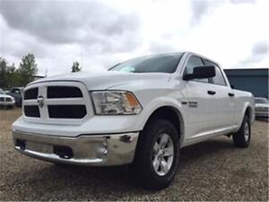 2016 Ram 1500 Outdoorsman 4x4 ~ 5.7L Hemi ~ 8speed ~ $99 B/W