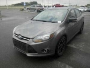 2014 Ford Focus Focus SE! Perfect Commuter