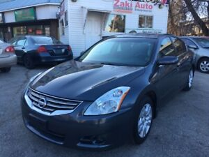 2012 Nissan Altima 2.5 S/Safety Certification Included The Price