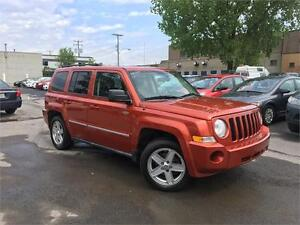 JEEP PATRIOT NORTH 2010 MANUELLE/AWD/AC/MAGS/CRUISE/133 850 KM !