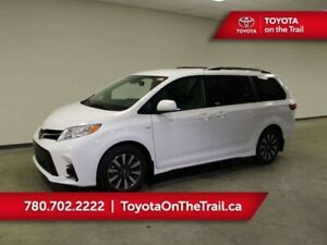 2019 Toyota Sienna LE AWD 7 PASSENGER; POWER SLIDING DOORS, HEAT