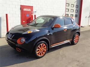 2014 Nissan JUKE SV AWD Turbo ~ 39,000kms ~ Bluetooth ~ $14,999