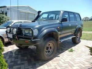 TOYOTA  LANDCRUISER 80 Series 1997 ready for adventure! Waubra Pyrenees Area Preview