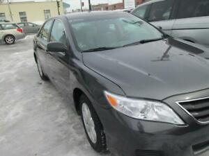 TOYOTA CAMRY LE 2010 FULL LOAD LOW KM WARRANTY
