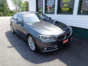 2015 BMW 5 Series 535i xDrive (Loaded with all the options!)