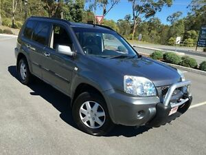 2007 Nissan X-Trail ST Grey 4 Speed Automatic Wagon Arundel Gold Coast City Preview