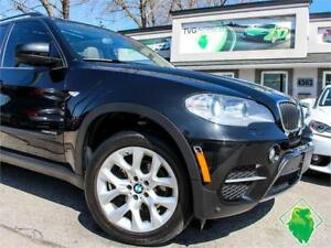 REDUCED! '13 BMW X5 xDrive Nav+360Cam+BumpCam+Roof! $212/Pmts!