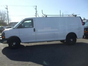 "Chevrolet Express Cargo Van RWD 2500 155"" ALLONGÉ 2008"