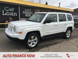 2011 Jeep Patriot LTD. 4x4 BUY HERE PAY HERE IN HOUSE $9 A DAY