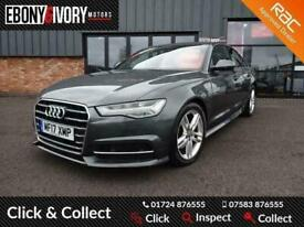 image for 2017 17 AUDI A6 2.0 TDI ULTRA S LINE 4D 188 BHP DIESEL