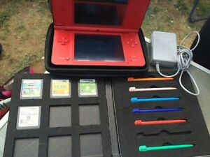 DSI XL Mario 25th anniversary special edition