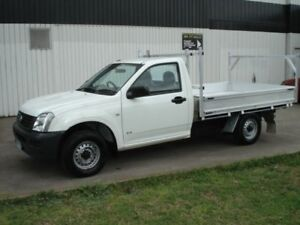 2003 Holden Rodeo RA DX White 5 Speed Manual Cab Chassis