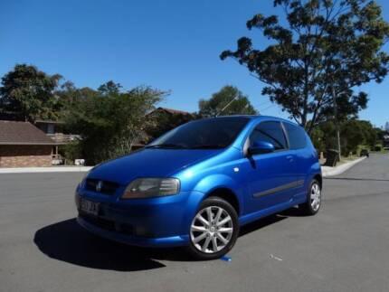 2006 Holden Barina Hatchback Beenleigh Logan Area Preview