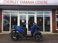 YAMAHA TRICITY 125 2018 MODEL DELIVERY ARRANGED LOW RATE FINANCE