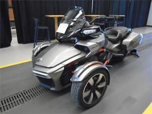 2016 Can-Am F3-T 1330 SE6 w/Audio System