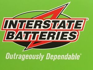 Interstate Batteries-Truck Size-With Warranty