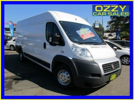 2012 Fiat Ducato Maxi White 5 Speed Manual Bus Penrith Penrith Area Preview
