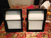 Picture frame rolodex