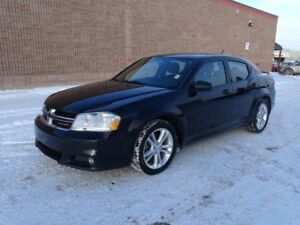 2014 Dodge Avenger SXT Accident Free,  A/C,