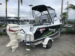STACER 509 SEA RUNNER Ashmore Gold Coast City Preview