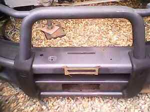 HILUX 4X4 STEEL BULL BAR Mount Sheridan Cairns City Preview