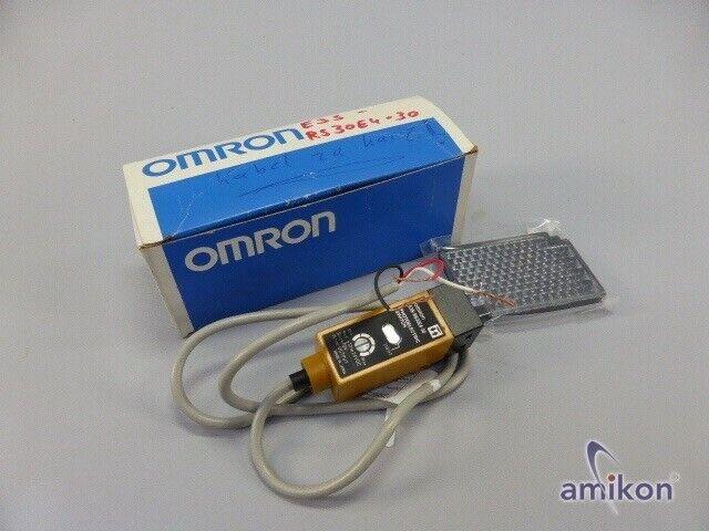Omron Fotoelektrische Sensoren E3S-RS30E4-30 neu !