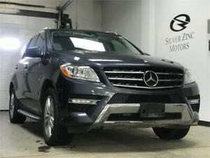2012 Mercedes-Benz M-Class ML 350 4matic Loaded, 1-Owner