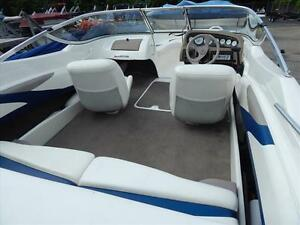 2004 Glastron SX195 Bowrider with 5L Engine and Trailer