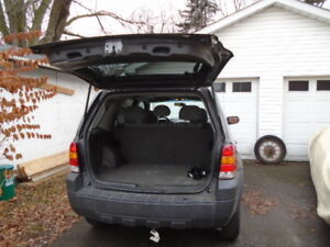 Ford Escape --- trade for old project or parts car