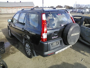 2002 TO 2006 HONDA CRV PARTS FOR SALE