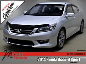 2014 Honda Accord Sport