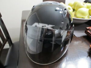 AFX- FX-48 Sku Tour Adult Open Face Helmet With Shield