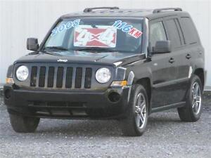 2008 Jeep Patriot NORTH EDITION 4x4 ***116 000 KM***FULL EQUIPEE
