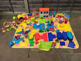 Extensive Happy Land (ELC) Childs Toy Bundle - Good Condition - Collection From Chobham (Nr Woking).